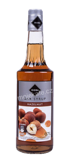 Rioba sirup Hazelnut 700ml
